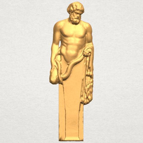 Free 3D printer files Sculpture of a man 03, GeorgesNikkei