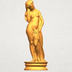 Plan 3D Naked Girl - Bathing 06, Miketon