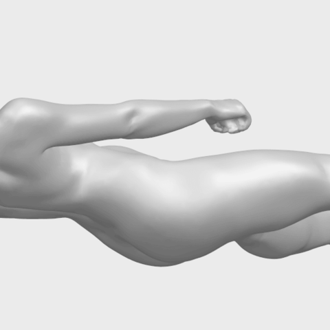 02_TDA0281_Naked_Girl_A08A08.png Download free STL file Naked Girl A08 • Template to 3D print, GeorgesNikkei