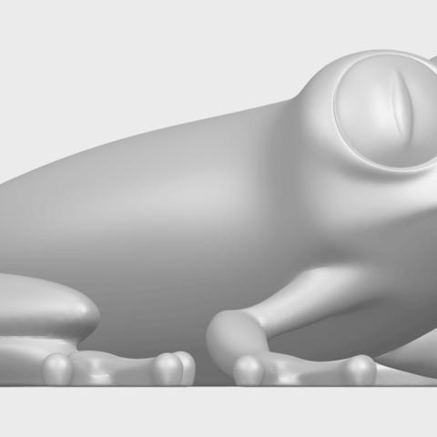 TDA0750_FrogA07.png Download free STL file Frog • 3D printable object, GeorgesNikkei