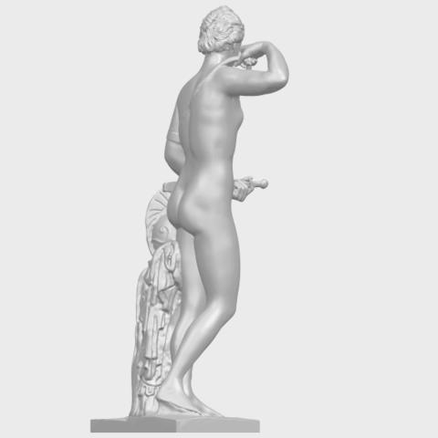 16_TDA0268_Venus_and_AngelA08.png Télécharger fichier STL gratuit Vénus et Ange • Objet pour impression 3D, GeorgesNikkei