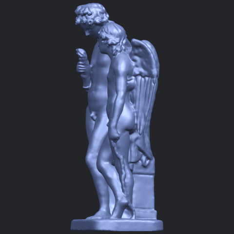 13_Angel_iv_80mmB03.png Download free STL file Angel 04 • Object to 3D print, GeorgesNikkei