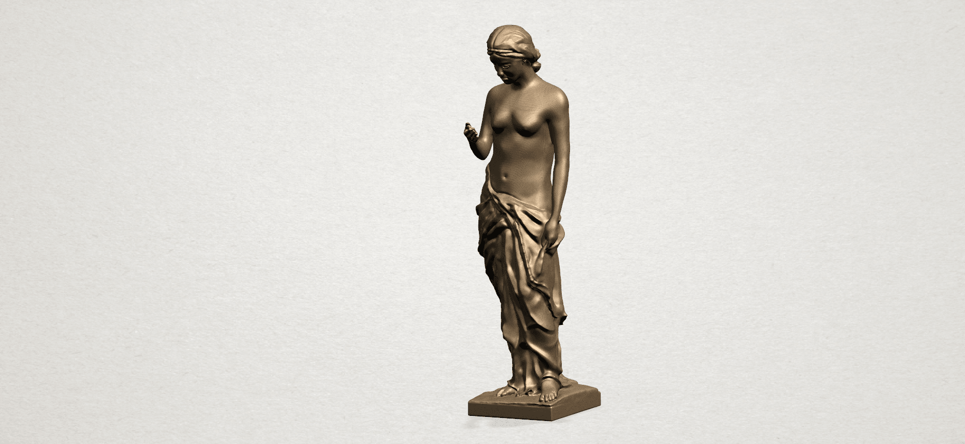 Naked Girl (vi) A01.png Download free STL file Naked Girl 06 • 3D printing design, GeorgesNikkei