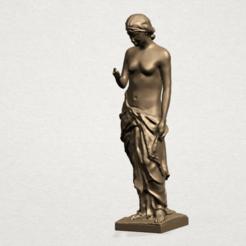 Descargar modelo 3D gratis Chica desnuda 06, GeorgesNikkei