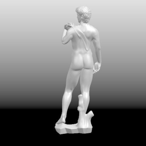 04.png Download free STL file Michelangelo 01 • 3D printable template, GeorgesNikkei