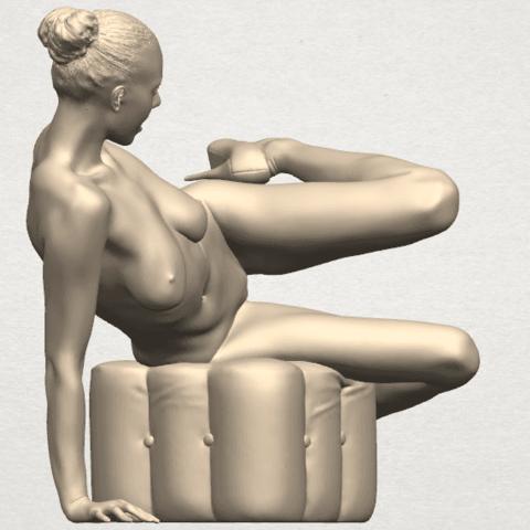 TDA0287 Naked Girl B04 09.png Download free STL file  Naked Girl B04 • 3D printable model, GeorgesNikkei