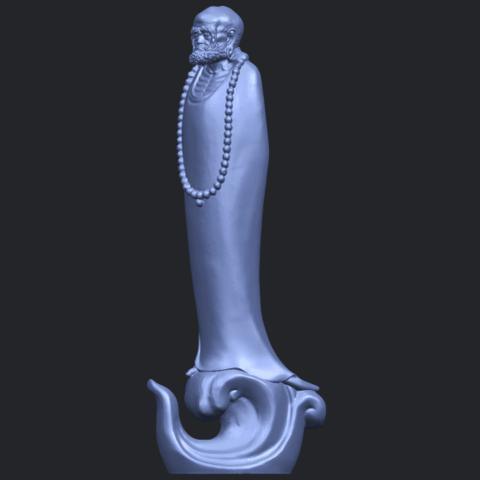 04_TDA0337_Da_Mo_iiiB02.png Télécharger fichier STL gratuit Da Mo 03 • Design pour impression 3D, GeorgesNikkei