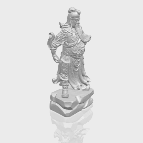 03_TDA0330_Guan_Gong_iiiA00-1.png Download free STL file Guan Gong 03 • 3D printable template, GeorgesNikkei