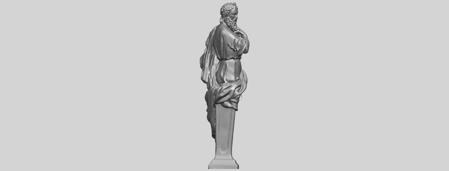 06_TDA0460_Plato_ex1900A09.png Download free STL file Plato • 3D printing template, GeorgesNikkei