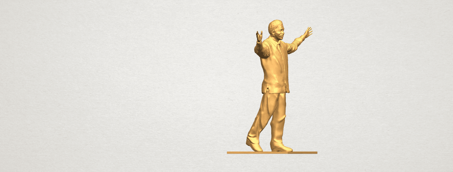 TDA0622 Sculpture of a man 04 A06.png Download free STL file Sculpture of a man 04 • 3D printer model, GeorgesNikkei
