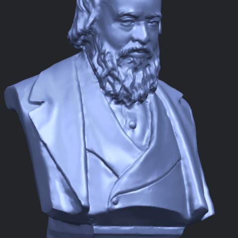 05_TDA0621_Sculpture_of_a_head_of_man_03A10.png Télécharger fichier STL gratuit Sculpture d'une tête d'homme 03 • Plan pour impression 3D, GeorgesNikkei