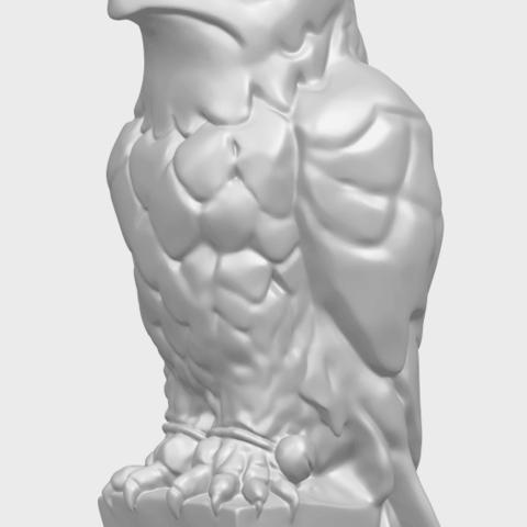 TDA0748_Eagle_05A10.png Télécharger fichier STL gratuit Aigle 05 • Design à imprimer en 3D, GeorgesNikkei