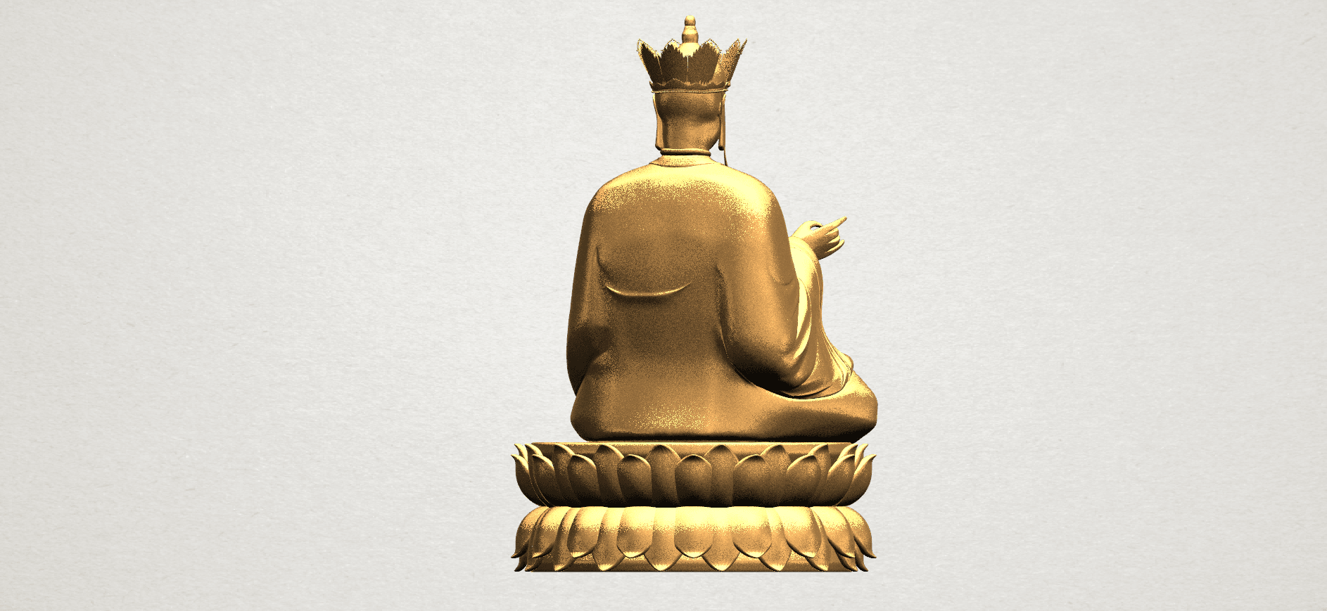 Tang Monk Xuan Zang A05.png Télécharger fichier STL gratuit Tang Monk Xuan Zang Zang • Plan à imprimer en 3D, GeorgesNikkei