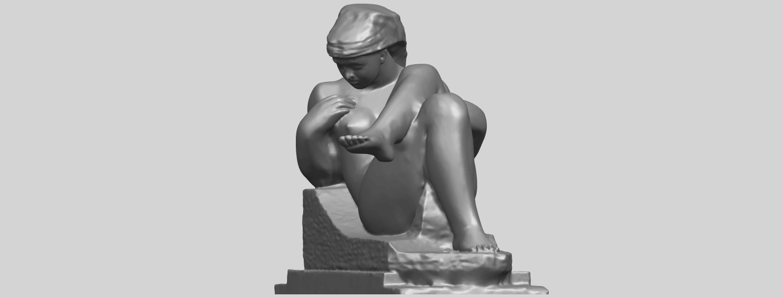 20_TDA0170_Naked_Girl_(xiii)_88mmA03.png Download free STL file Naked Girl 13 • 3D print design, GeorgesNikkei