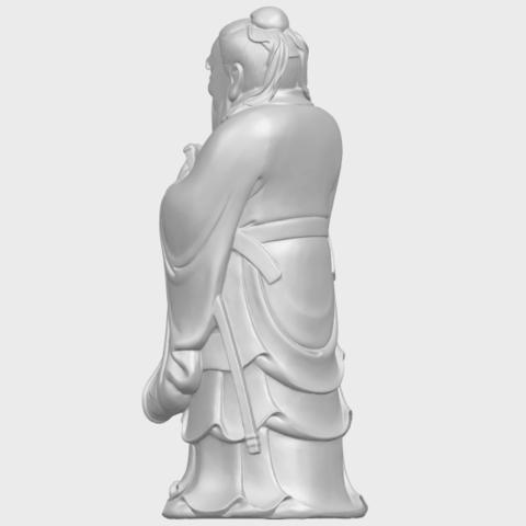 13_TDA0341_ConfuciusA05.png Download free STL file Confucius • 3D printable model, GeorgesNikkei