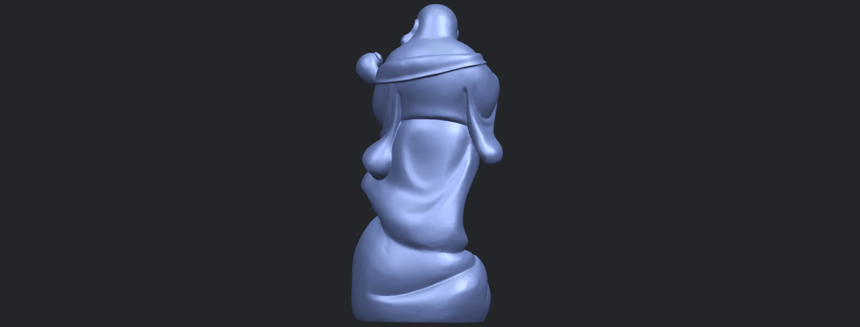 03_Metteyya_Buddha_04_88mmB07.png Download free STL file Metteyya Buddha 04 • 3D printable object, GeorgesNikkei