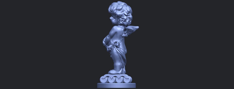 16_TDA0479_Angel_Baby_02B04.png Télécharger fichier STL gratuit Bébé Ange 02 • Plan pour imprimante 3D, GeorgesNikkei