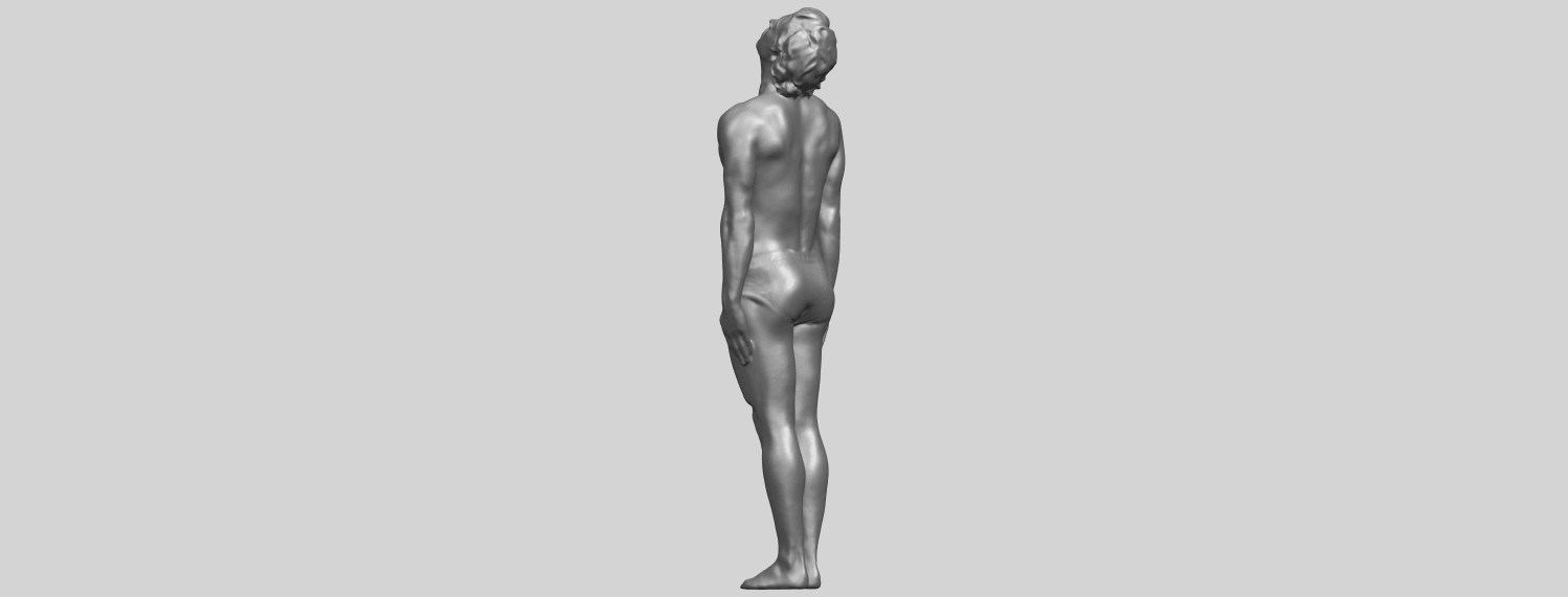 TDA0727_Naked_Man_Body_01A05.png Download free STL file Naked Man Body 01 • 3D printable object, GeorgesNikkei