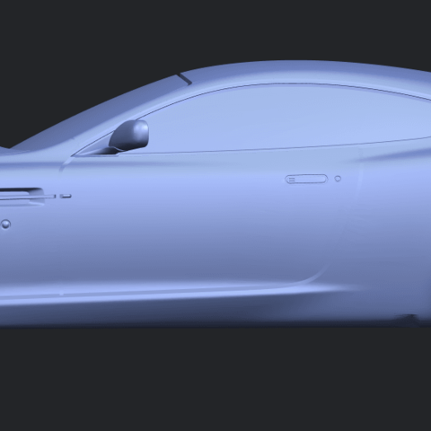 TDB006_1-50 ALLA01.png Download free STL file Aston Martin DB9 Coupe • 3D printer template, GeorgesNikkei