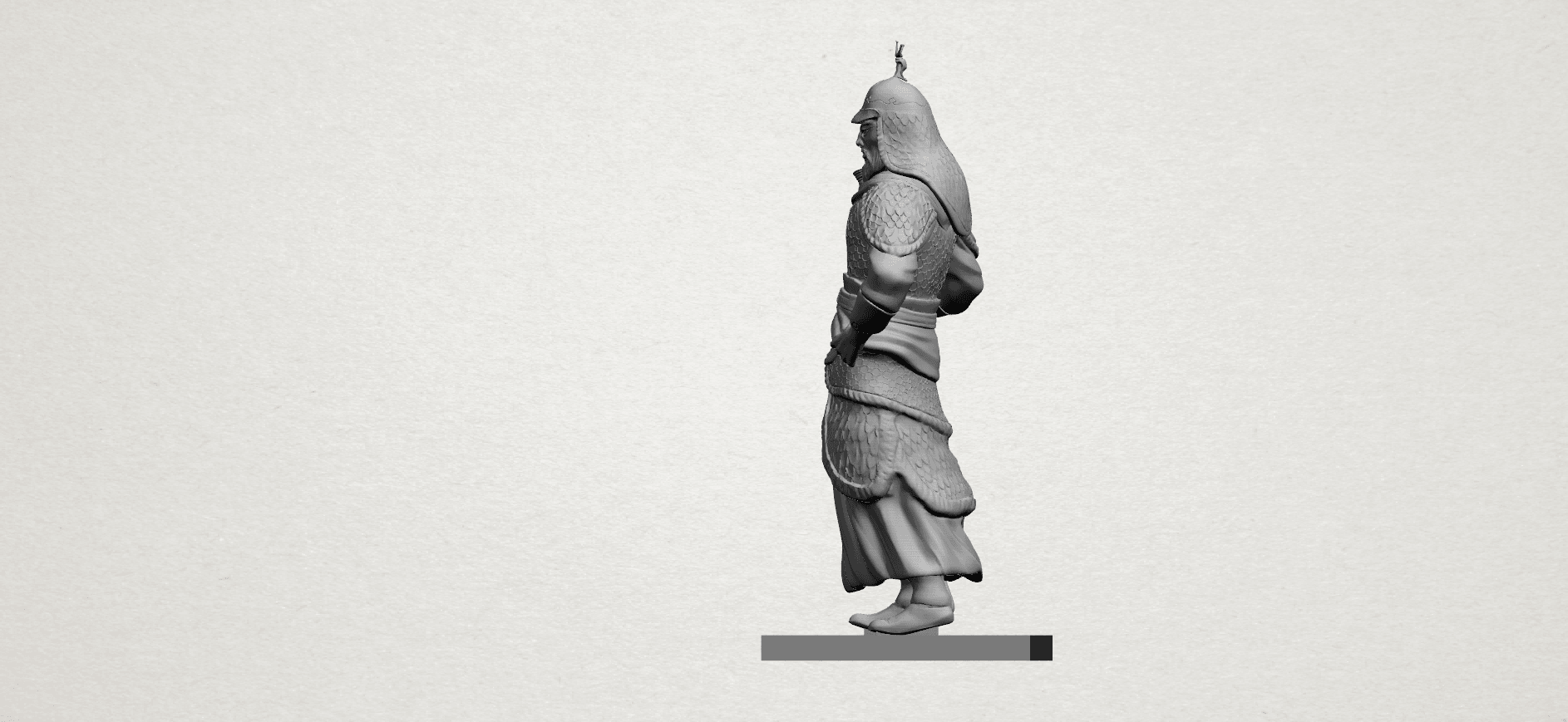 Age of Empire - warrior -A04.png Download free STL file Age of Empire - warrio • 3D print design, GeorgesNikkei