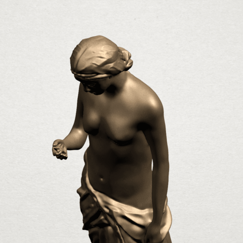 Naked Girl (vi) A10.png Download free STL file Naked Girl 06 • 3D printing design, GeorgesNikkei