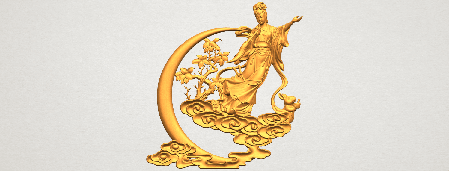 A01.png Download free STL file Fairy 09 • Model to 3D print, GeorgesNikkei