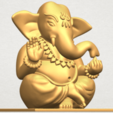 Download free 3D printing designs Ganesha 02, GeorgesNikkei