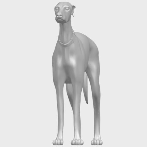 20_TDA0531_Skinny_Dog_03A04.png Download free STL file Skinny Dog 03 • 3D printer model, GeorgesNikkei