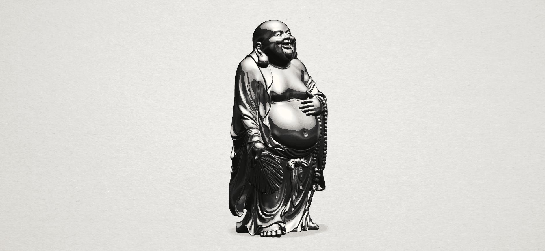 TDA0070 Metteyya Buddha 01 - 88mm - B06.png Download free STL file Metteyya Buddha 01 • 3D print object, GeorgesNikkei