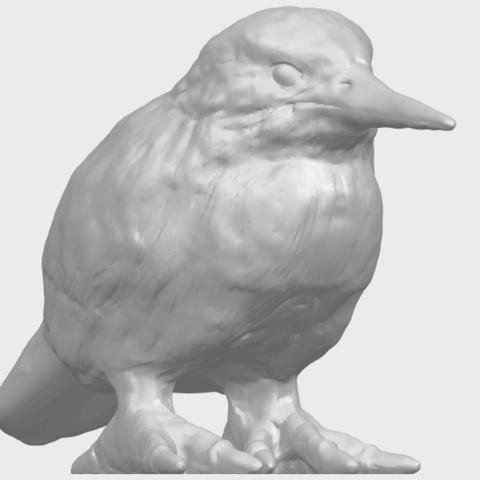 TDA0752_KingfisherA08.png Télécharger fichier STL gratuit Martin-pêcheur • Objet pour impression 3D, GeorgesNikkei