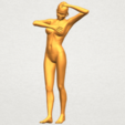 02.png Download free STL file Naked Girl D03 • 3D printing template, GeorgesNikkei