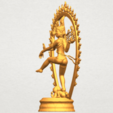 A03.png Download free STL file Shiva King • 3D printing template, GeorgesNikkei