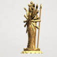Download free 3D printer designs Avalokitesvara Bodhisattva (multi hand) 02, GeorgesNikkei