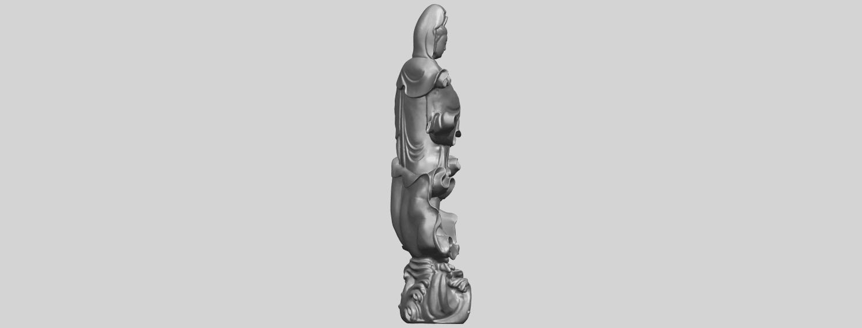 10_TDA0298_Avalokitesvara_Bodhisattva_Standing_(vi)_A09.png Télécharger fichier STL gratuit Avalokitesvara Bodhisattva - Debout 06 • Objet pour impression 3D, GeorgesNikkei