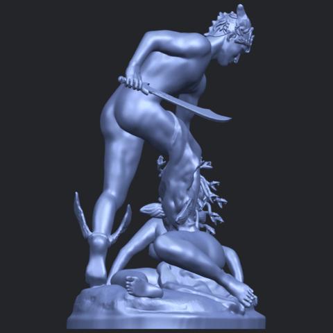 09_TDA0204_Killing_--88mmB06.png Download free STL file Killing 01 • 3D printable model, GeorgesNikkei