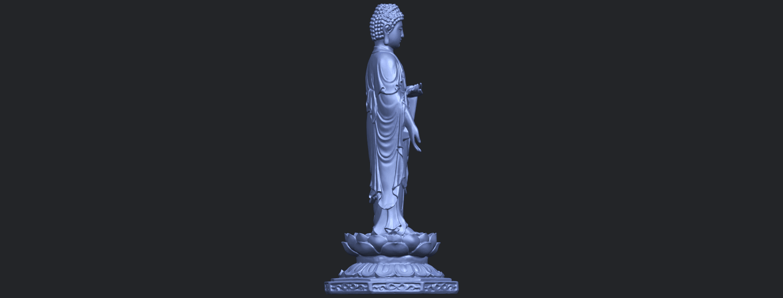 10_TDA0176_Gautama_Buddha_Standing_iiiB01.png Download free STL file Gautama Buddha Standing 03 • 3D printing design, GeorgesNikkei