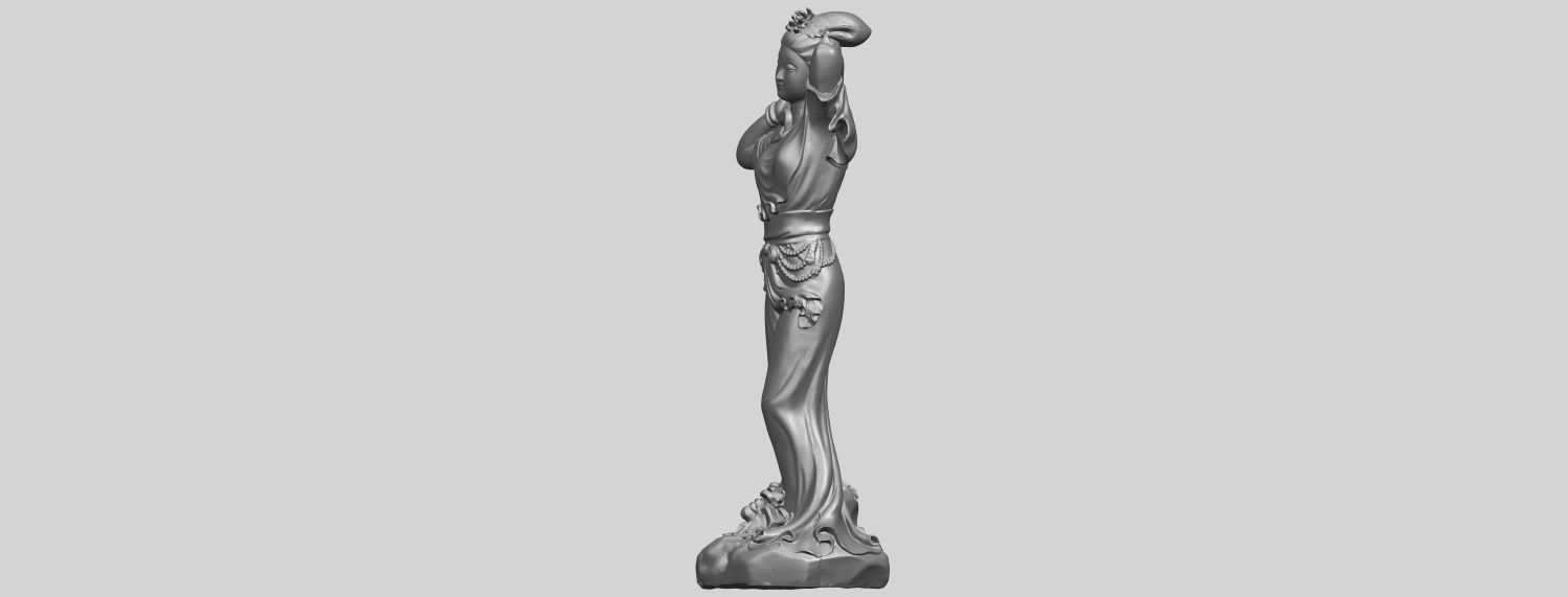 18_TDA0447_Fairy_02A03.png Download free STL file Fairy 02 • 3D printing object, GeorgesNikkei