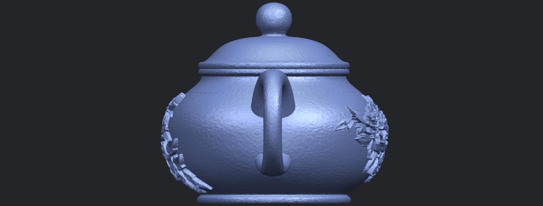 02_TDA0324_Tea_Pot_iiiB04.png Download free STL file Tea Pot 03 • 3D printing template, GeorgesNikkei