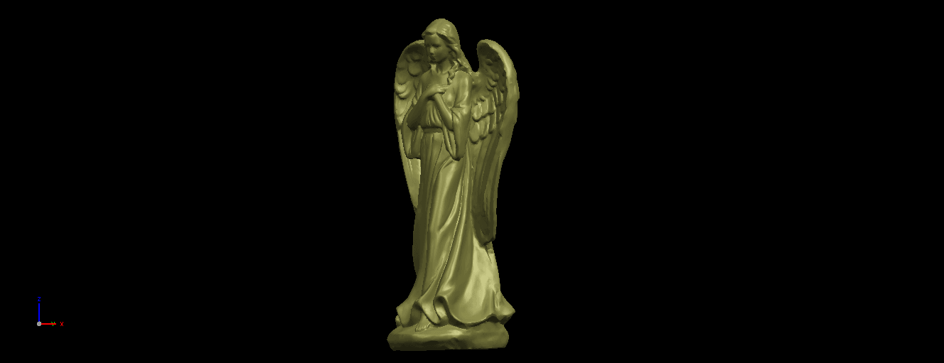 02.png Download free STL file Angel 01 • 3D printer object, GeorgesNikkei