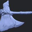 Download free 3D printer designs Pirate Axe, GeorgesNikkei