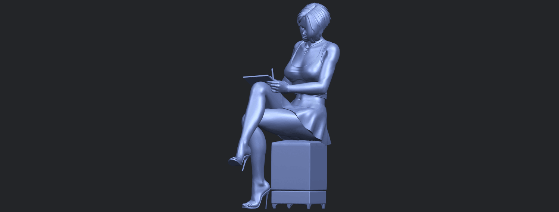 19_TDA0471_Beautiful_Girl_05_B02.png Download free STL file Beautiful Girl 05 • 3D printing template, GeorgesNikkei