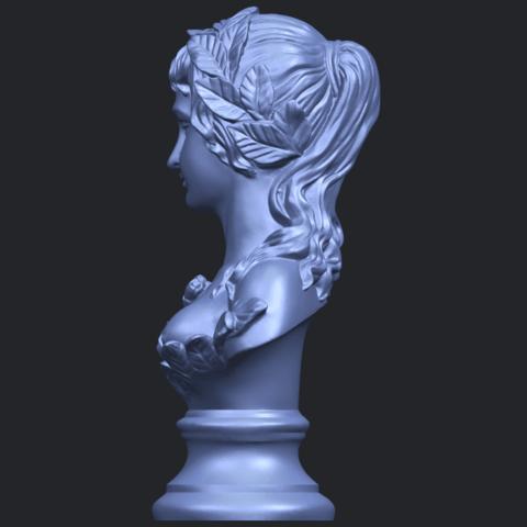 12_Bust_of_Venus_80mmB04.png Download free STL file Bust of Venus • 3D print model, GeorgesNikkei