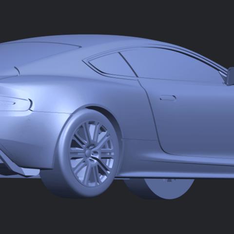 TDB008_1-50 ALLA05.png Download free STL file Aston Martin DBS • 3D printing object, GeorgesNikkei