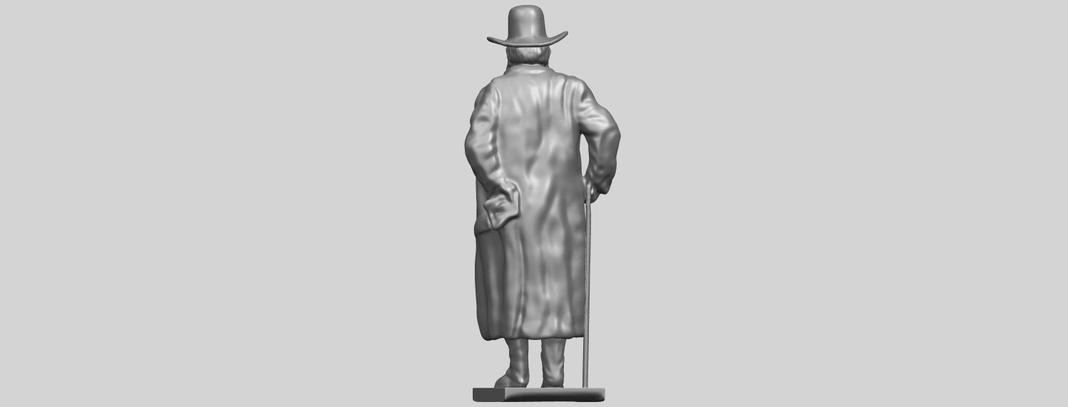 08_TDA0210_Sculpture_of_a_man_88mmA06.png Download free STL file Sculpture of a man 02 • Object to 3D print, GeorgesNikkei