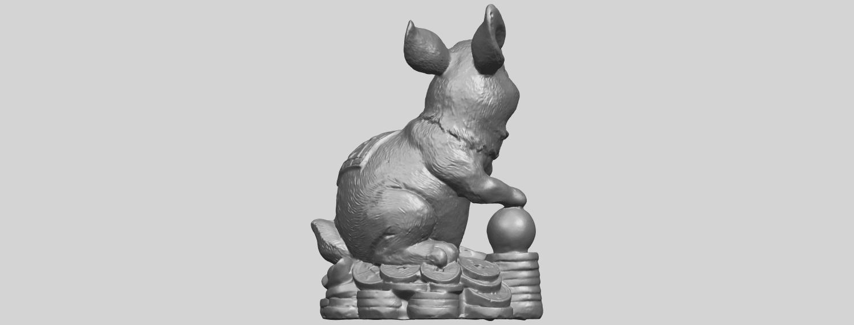 07_TDA0559_Rabbit_02A07.png Télécharger fichier STL gratuit Lapin 02 • Design imprimable en 3D, GeorgesNikkei