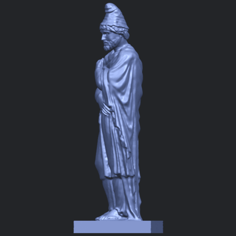 17_TDA0266_Tiridates_I_of_ArmeniaB04.png Download free STL file Tiridates I of Armenia • 3D print model, GeorgesNikkei