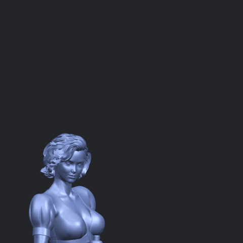 07_TDA0475_Beautiful_Girl_09_WaitressA10.png Download free STL file Beautiful Girl 09 Waitress • 3D printable object, GeorgesNikkei