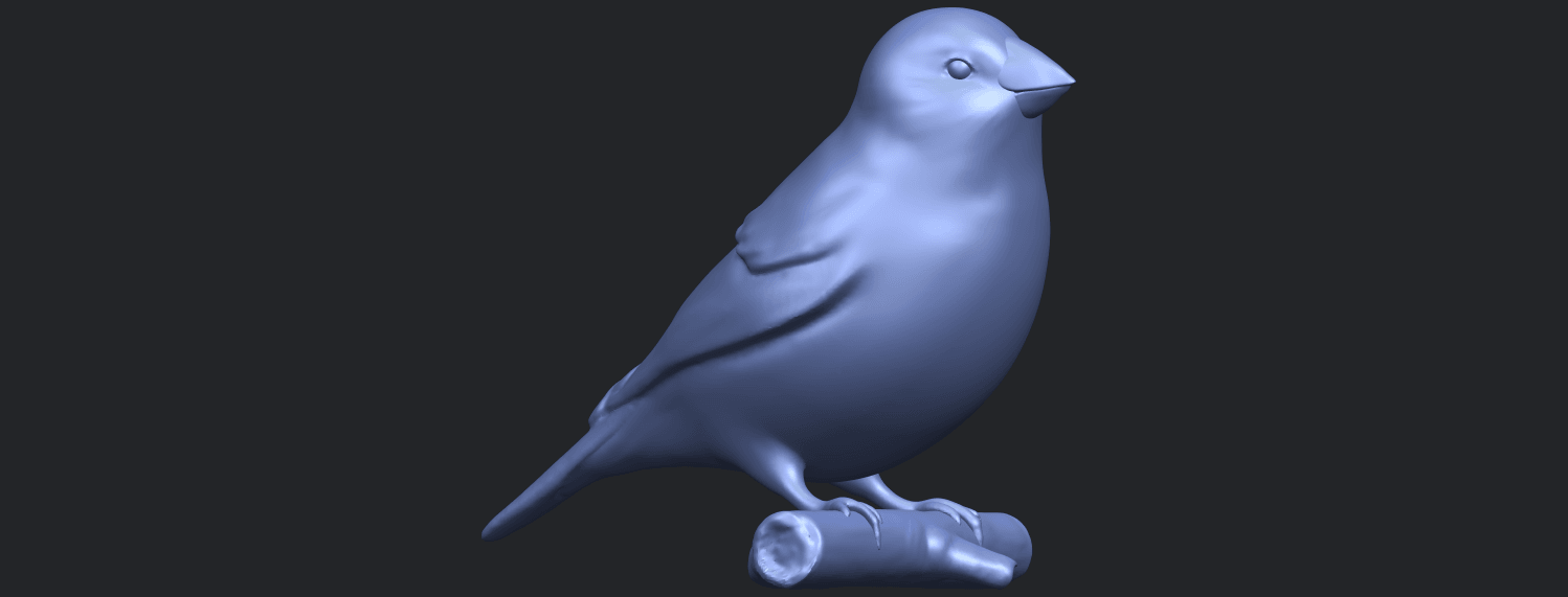 05_TDA0604_SparrowB02.png Download free STL file Sparrow • 3D print template, GeorgesNikkei