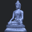 15_TDA0173_Thai_Buddha_(iii)_88mmB02.png Download free STL file Thai Buddha 03 • 3D printing object, GeorgesNikkei