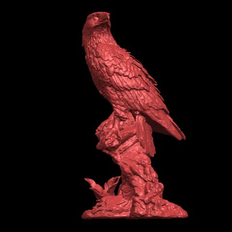 03.png Download free STL file Eagle 01 • 3D printing design, GeorgesNikkei